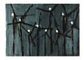 Walter Yu | wind wheel, mixed media on paper, 15 x 21 cm, 2016