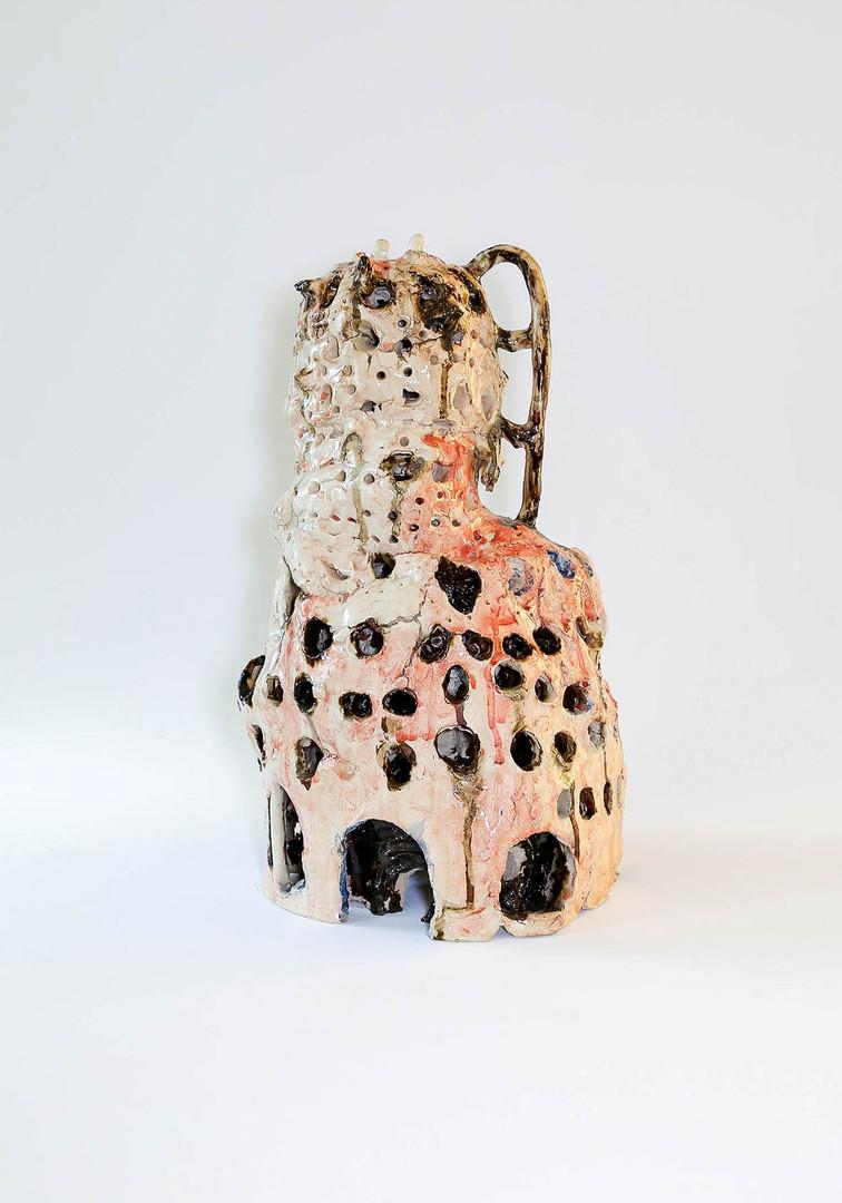 Walter Yu | No.5 ceramic, 50 cm tall, 2014