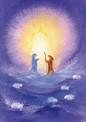 K1003_Jozef en Maria in het licht van de