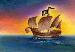 TH1003_Het piratenschip