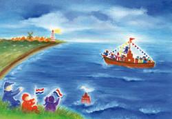 sp1003_Intocht van Sinterklaas