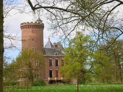 Langbroek - Kasteel Sterkenburg Hinderst