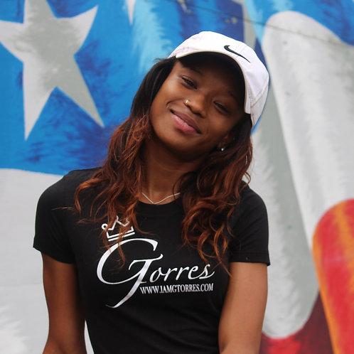 """Women's """"G. Torres Logo"""" Crew Neck Tee"""