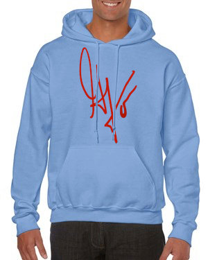 Unisex G's Signature Hoodie (Carolina/Red)