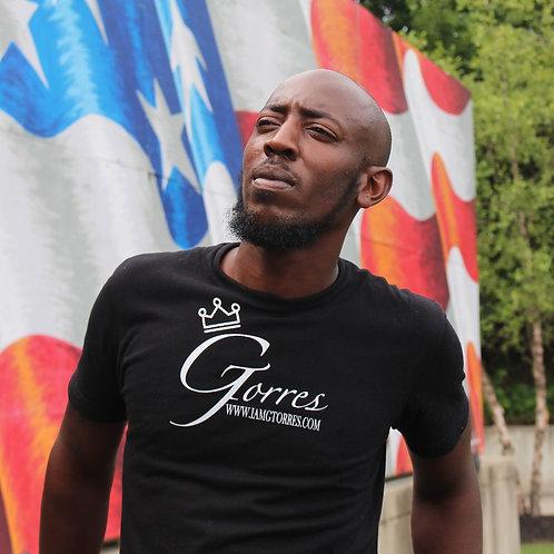 """Men's """"G. Torres Logo"""" Crew Neck Tee"""