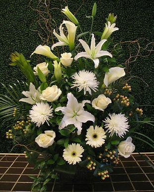Fleuriste laval | Fleurs2 | Corbeilles funéraires