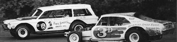 Delaware Racing, Delaware International Speedway, Georgetown Speedway, Chad Culver author