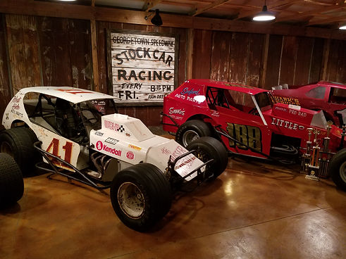 Chad Culver Auto Racing Museum, Delaware Auto Racing Museum