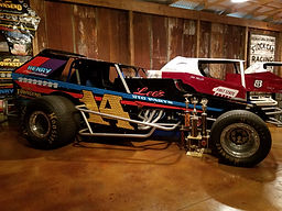 Chad Culver museum, Delaware Museum, Modified Race Car Museum