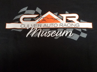 Culver Auto Racing Museum T-Shirts now for sale!