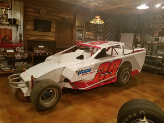 Troyer Mudbuss #006 added to the Culver Auto Racing Museum