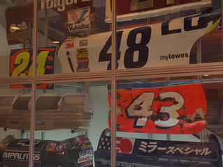 Richard Petty door added to NASCAR Hall of Fame