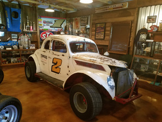 One of the Oldest Delaware Race Cars Comes Home!