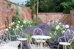 The Walled Garden Seating