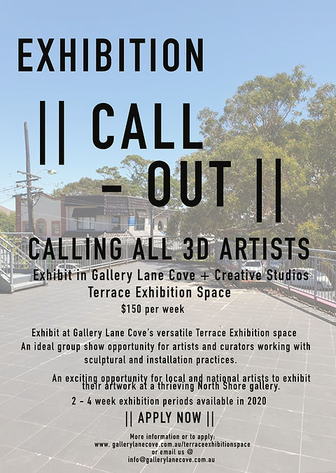 Terrace Exhibition Space 2020 Call Out.j