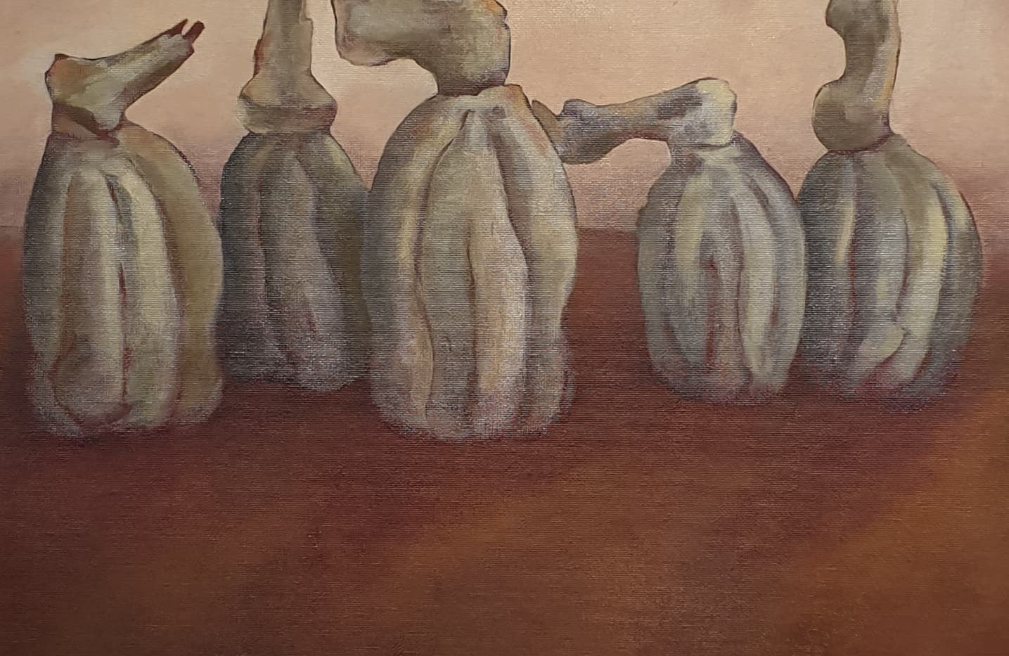 Woollybutts in Conversation, No. 2 || Angela Hayson