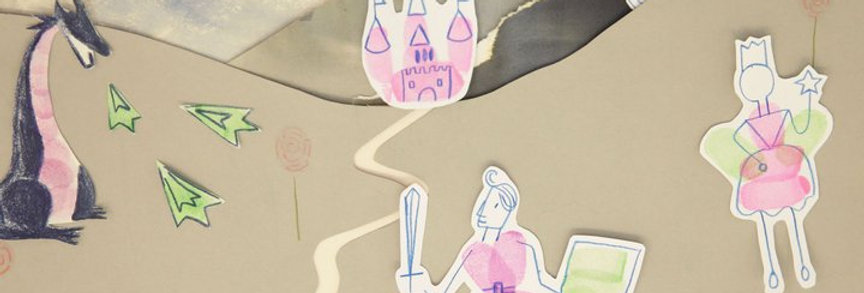 MAKE YOUR OWN FAIRYTALE - Friday 22nd  January  9.30-12.30pm