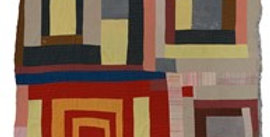 COLLAGE A GEE'S BEND QUILT  7/7  1.30-4.30PM
