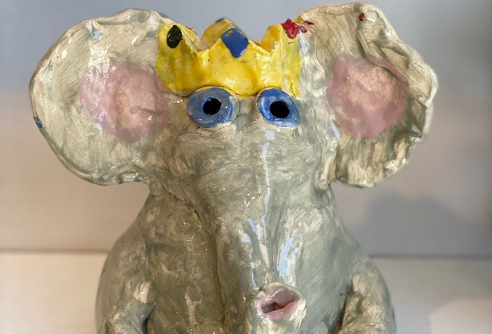 Creating with Clay, 5-12 YRS TUESDAYS 3:45pm-5:15pm