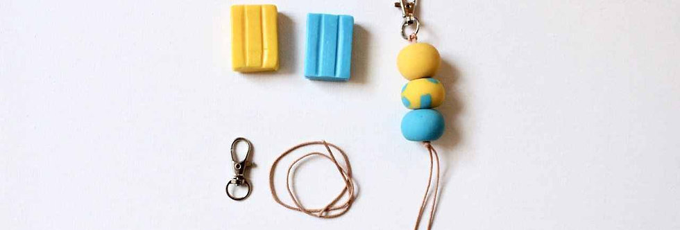 POLYMER CLAY WORKSHOP -Thursday 1st July 9.30-12.30pm