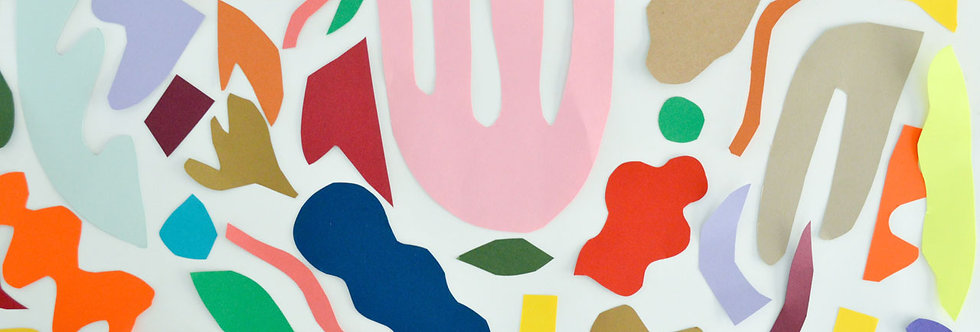 Matisse's Paper Cut Outs with Natalie Sunday 8th August 10am - 11:30am