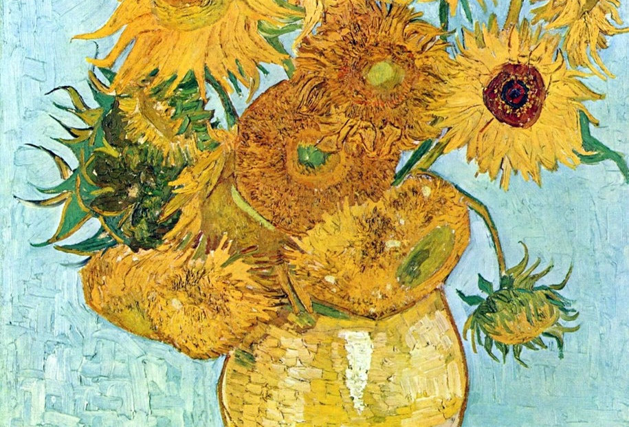 Mother's Day SUNFLOWERS Painting Workshop