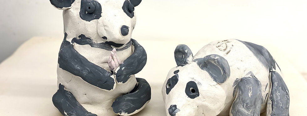 PANDA PARTY Wednesday 7th July 1.30-4.30pm
