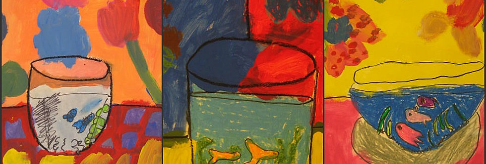 MATISSE STILL LIFE PAINTING Monday 5th July 1.30-4.30PM