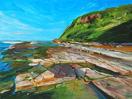 Diana Borinski_Far Horizons, Jewel Seas.