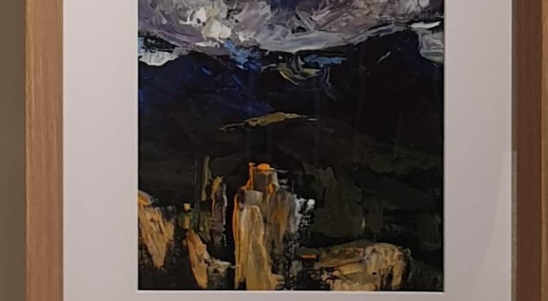 Highland | Zofia Swita-Bobryk $380