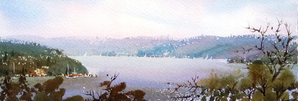 ONLINE Intermediate Watercolours with Josefia Lemon, THURSDAYS 9:30am-11.30pm