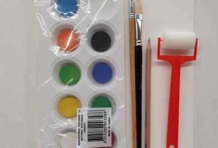 Basic Watercolour Pack