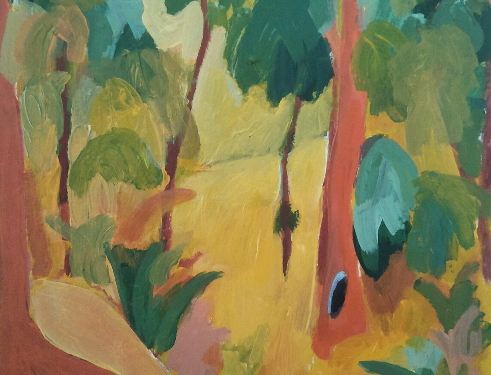 PAINTING THE LANDSCAPE with James McCallum