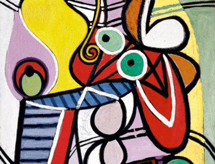 FUNKY COLLAGE AND PAINTING  Friday 16/4 1.30-4.30pm
