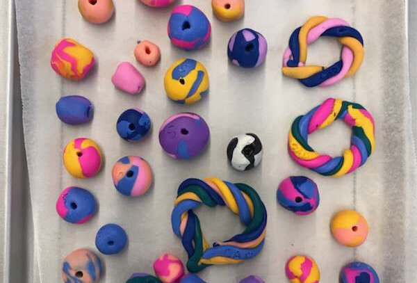 POLYMER CLAY WORKSHOP - Tuesday 19th  January  9.30-12.30pm