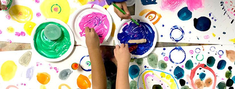 Making Art with Art History MON Kids Art Class 3:30 - 5pm