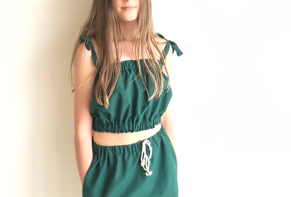 INTRO TO SEWING- Summer Tops + scrunchies Mon January 11th 9.30am-4.30pm