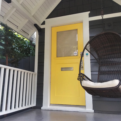 A Welcoming Porch