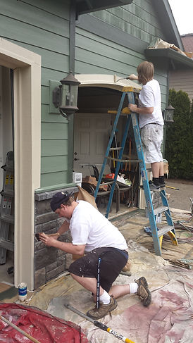 Uptown Painting- Proudly painting your neighborhood