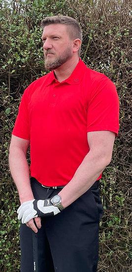 Grip it n Rip it Red Tiger Tech Men's Polo