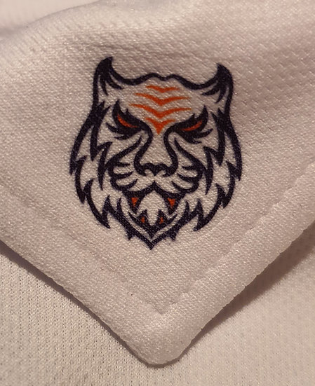 Generic Golf Term White Tiger Tech Ladies Polo