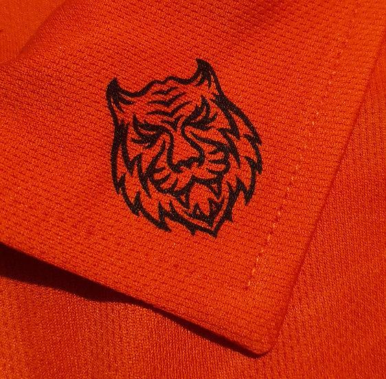Grip it n Rip it Red Tiger Tech Ladies Polo