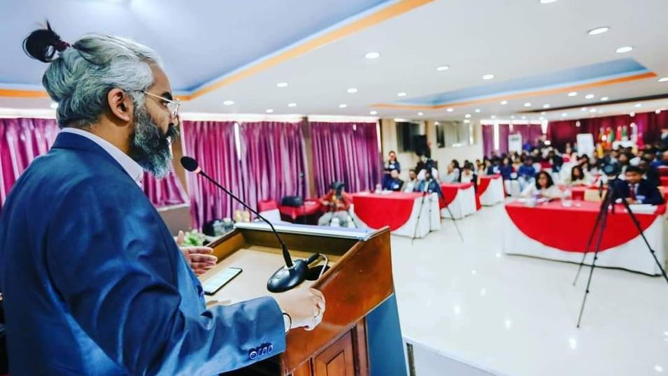 Prabhloch Singh keynote speaker