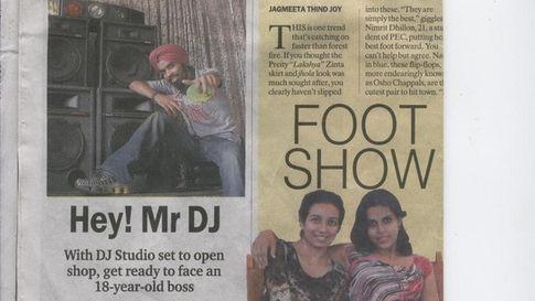 Indian Express - 2004