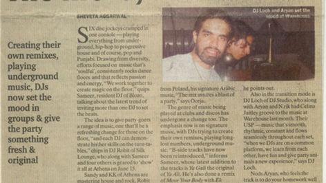 Indian Express - 2006