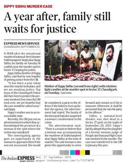 Indian Express sep 21 2016