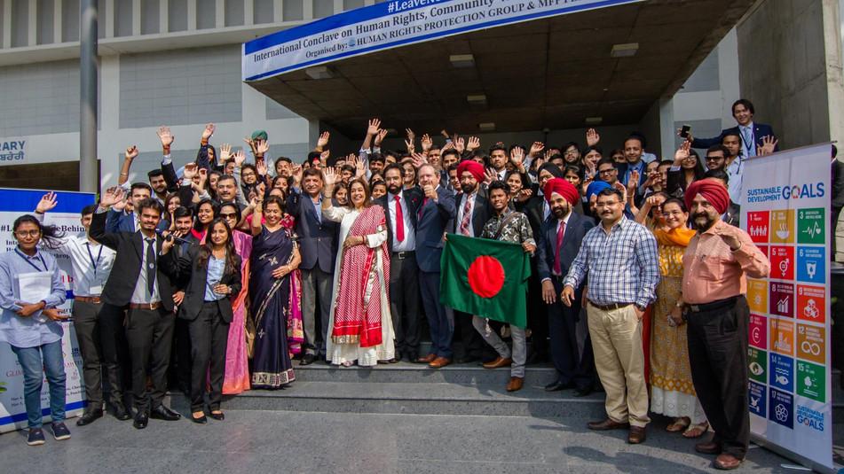 Prabhloch, Kirron Kher and others - November 2017