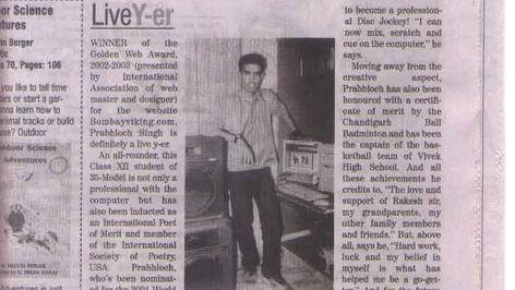 Indian Express - 2003