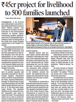 The Times of India - November 13, 2019