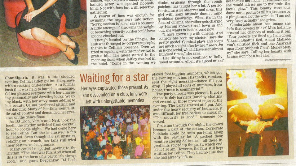 The Times of India - 2006